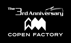 Copen Factory The 3rd Anniversary